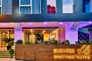 Business Life Boutique Hotel & Spa
