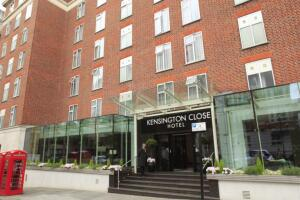 Kensington Close Hotel And Spa