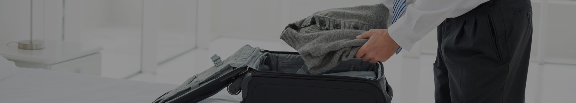 How to Efficiently Pack for a Business Trip