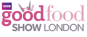 BBC GOOD FOOD SHOW LONDON logo
