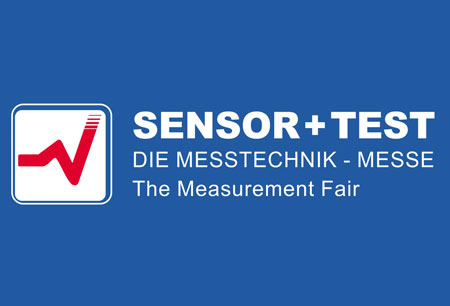 SENSOR + TEST logo