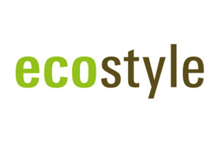 ECOSTYLE - THE WORLD OF GREEN PRODUCTS logo