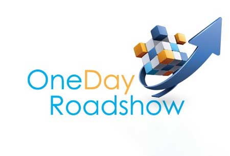 ONEDAY ROADSHOW logo