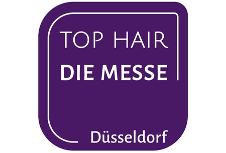 TOP HAIR INTERNATIONAL logo