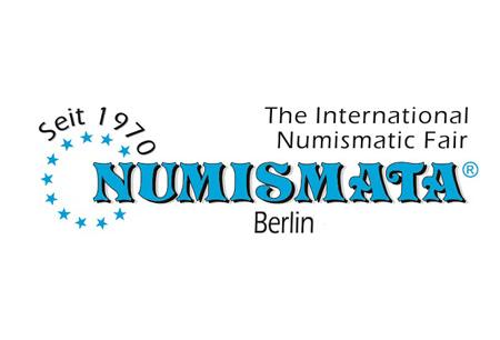 NUMISMATA Berlin logo