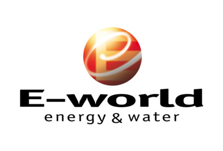 E-World Energy & Water logo