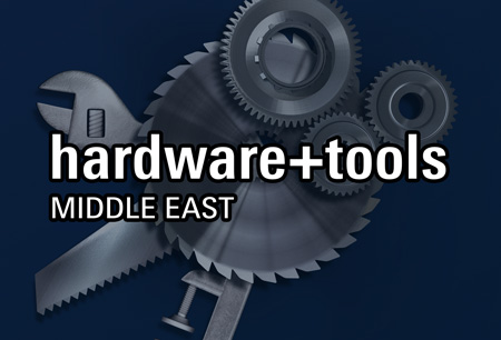 Hardware+Tools Middle East logo