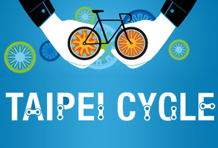 TAIPEI CYCLE logo