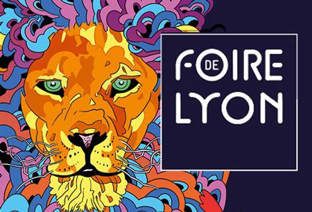 LYON INTERNATIONAL FAIR logo