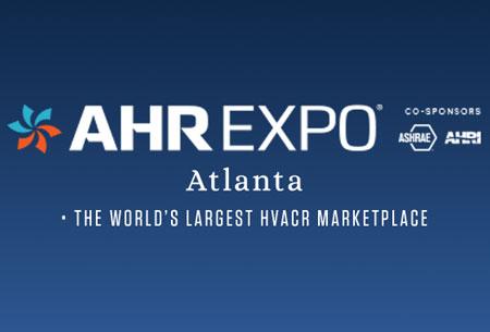 AHR Expo logo