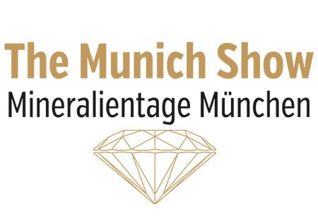 The Munich Show - Mineralientage logo
