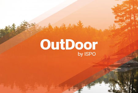 OutDoor by ISPO logo