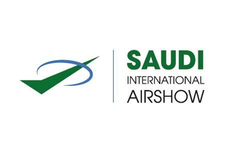 Saudi International Airshow logo
