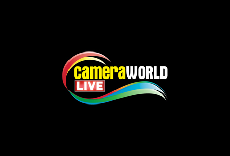 CameraWorld Live logo