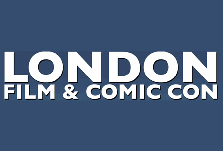 London Film and Comic Con logo