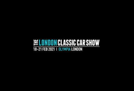 London Classic Car Show logo
