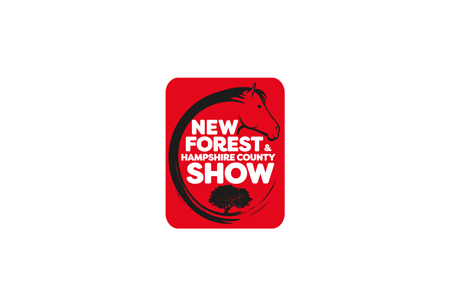 New Forest And Hampshire County Show logo