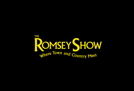 The Romsey Show logo