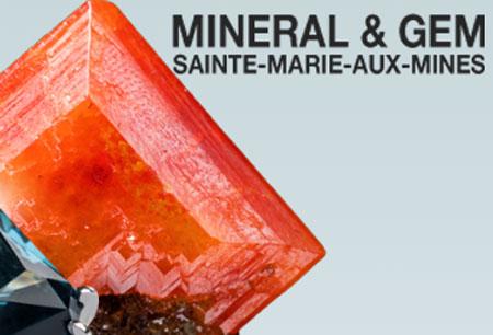 Mineral & Gem logo
