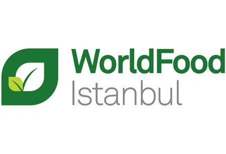 WorldFood Istanbul logo