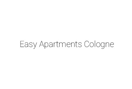 Easy Apartments Cologne